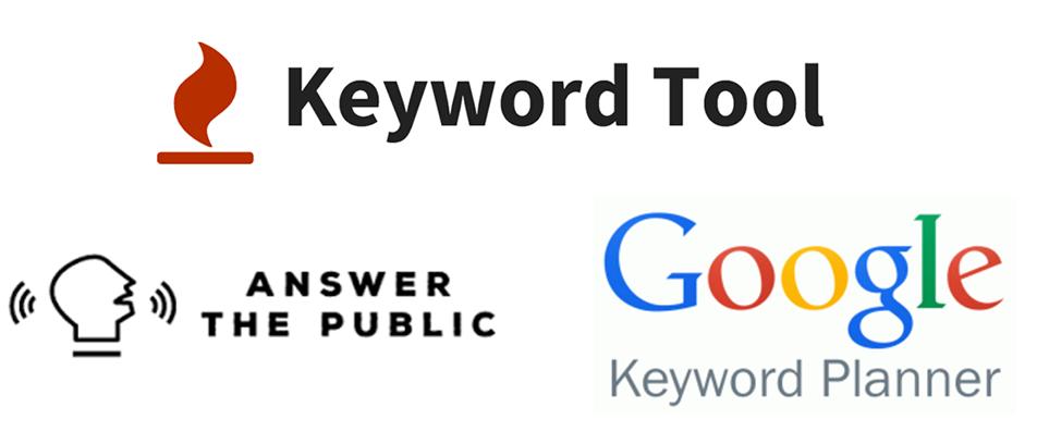 narzędzia słowa kluczowe