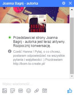 Mesenger Facebook