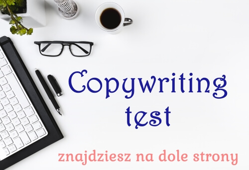 copywriter test