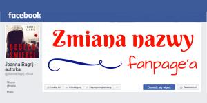 Jak zmienić nazwę strony na Facebooku?