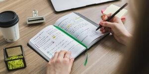 Słowo do słowa, a powstanie powieść nowa, czyli jak znaleźć czas na pisanie