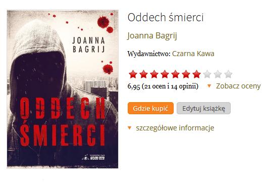 Oddech Śmierci lubimyczytac.pl