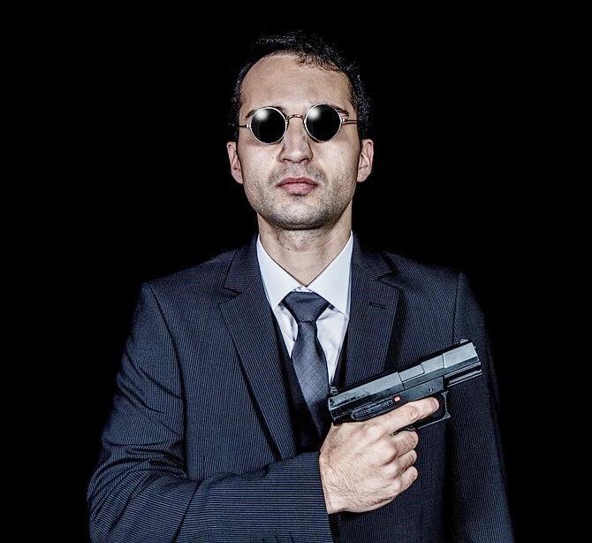 tworzenie bohatera kryminału