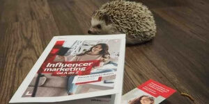 Influencer marketing od A do Z, książka od WhitePress – recenzja content marketera