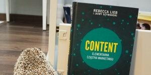 Content. Elementarna cząstka marketingu – recenzja książki R. Lieb i J. Szymanski