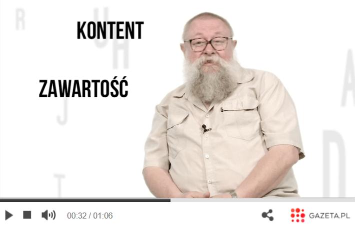 kontent czy content