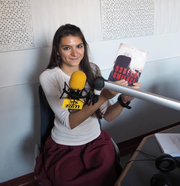 joanna bagrij książka promocja