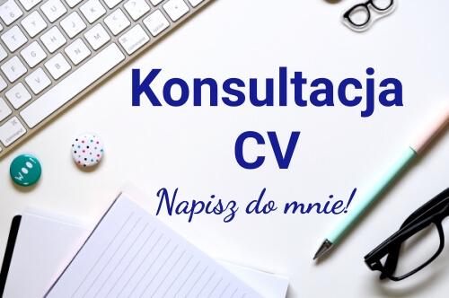 cv copywriter konsultacja