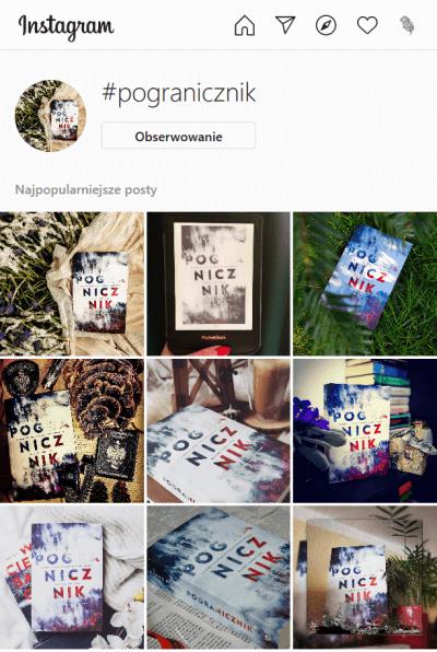 pogranicznik  joanna bagrij instagram